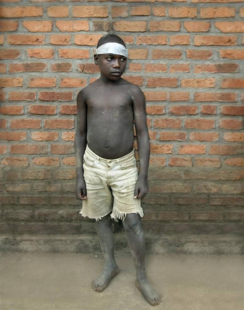 O poder do sol invisível - Os filhos da Guerra 10