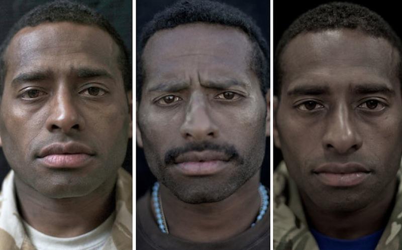 O rosto da guerra: fotografias de soldados antes, durante e após o Afeganistão 04